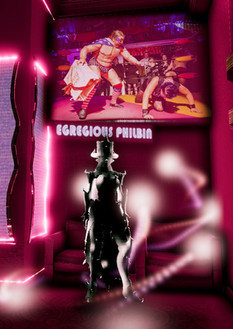 Virtual Queerality - Egregious Philbin