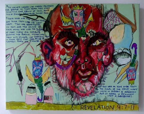 Revelations 9:7-11