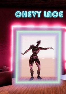Virtual Queerality - Chevy Lace