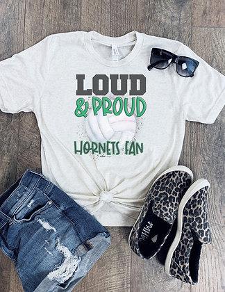 Loud & Proud Sports Tee
