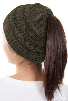 High C.C. Ponytail Beanie