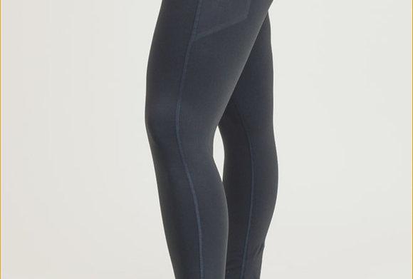 Curvy Black Athletic Leggings