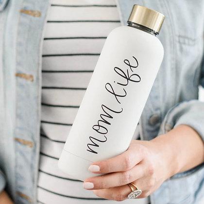 Mom Life Water Bottle