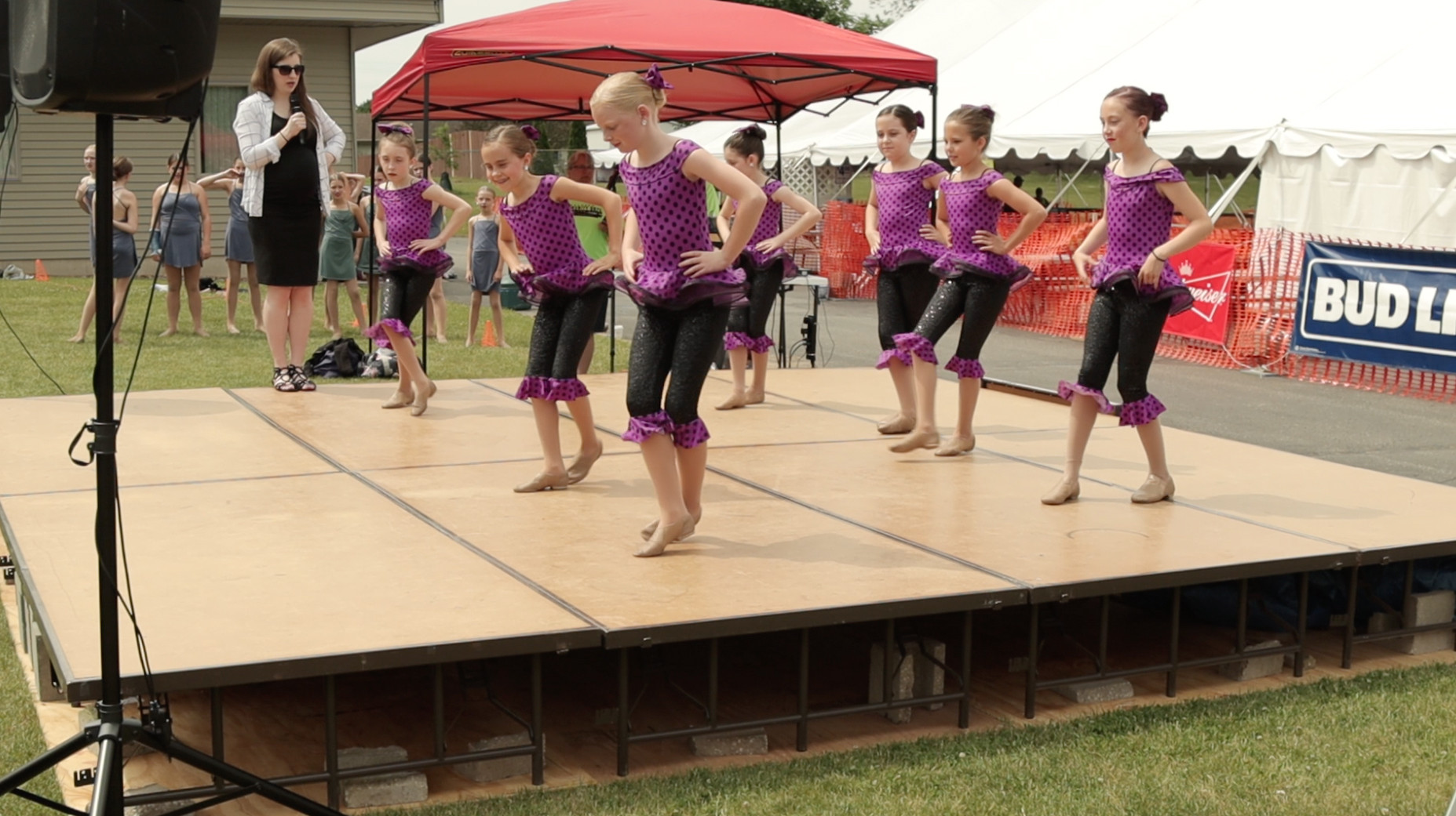 Misty's Dance School Performance