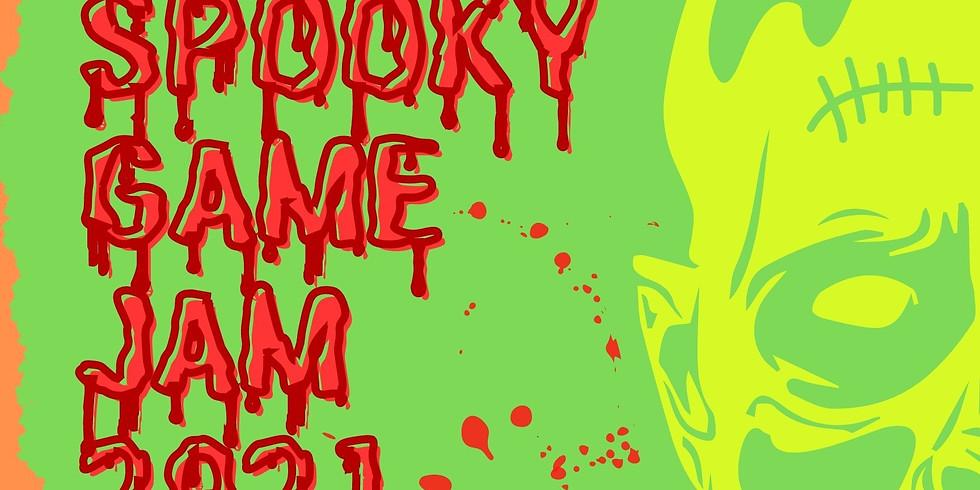 Spooky Game Jam 2021