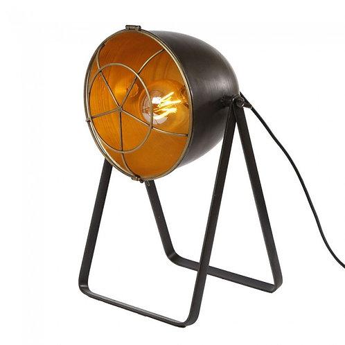 Vintage tafellamp Metaal