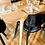 Design eetkamerstoel kunststof