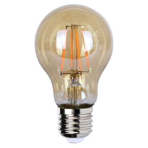 LED Lamp A60 Amber Dimbaar