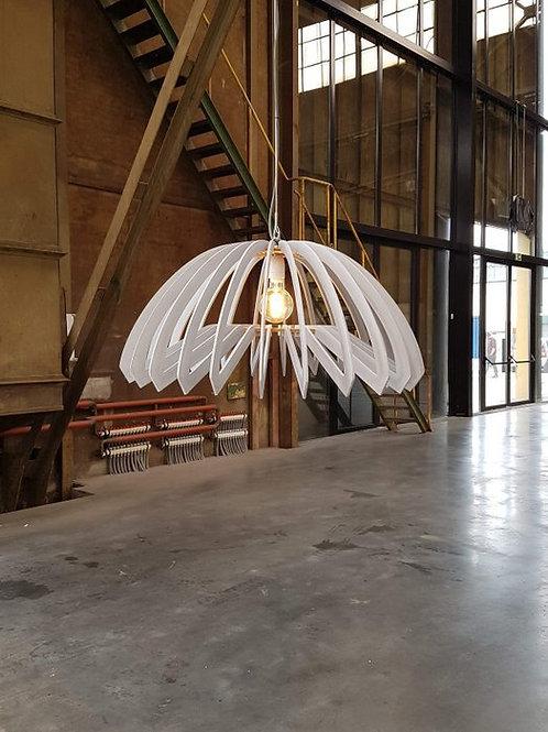 Betonnen hanglamp design