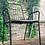 Thumbnail: Morris - Metalen Tuinstoel met Armleuningen - Mat Zwart