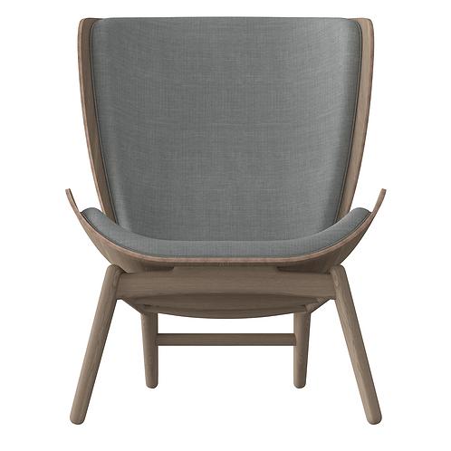 Houten fauteuil - Bekleed