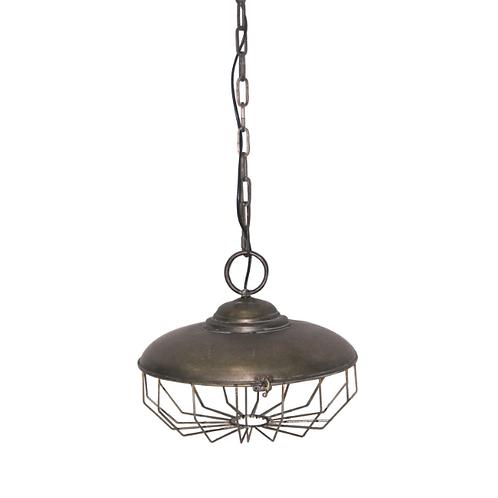 Industrial Koper - Hanglamp