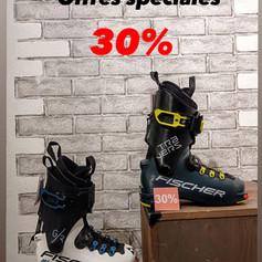 Chaussure de ski de randonée