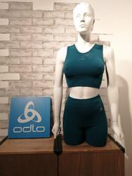 Brassière de fitness/yoga Odlo 70.-