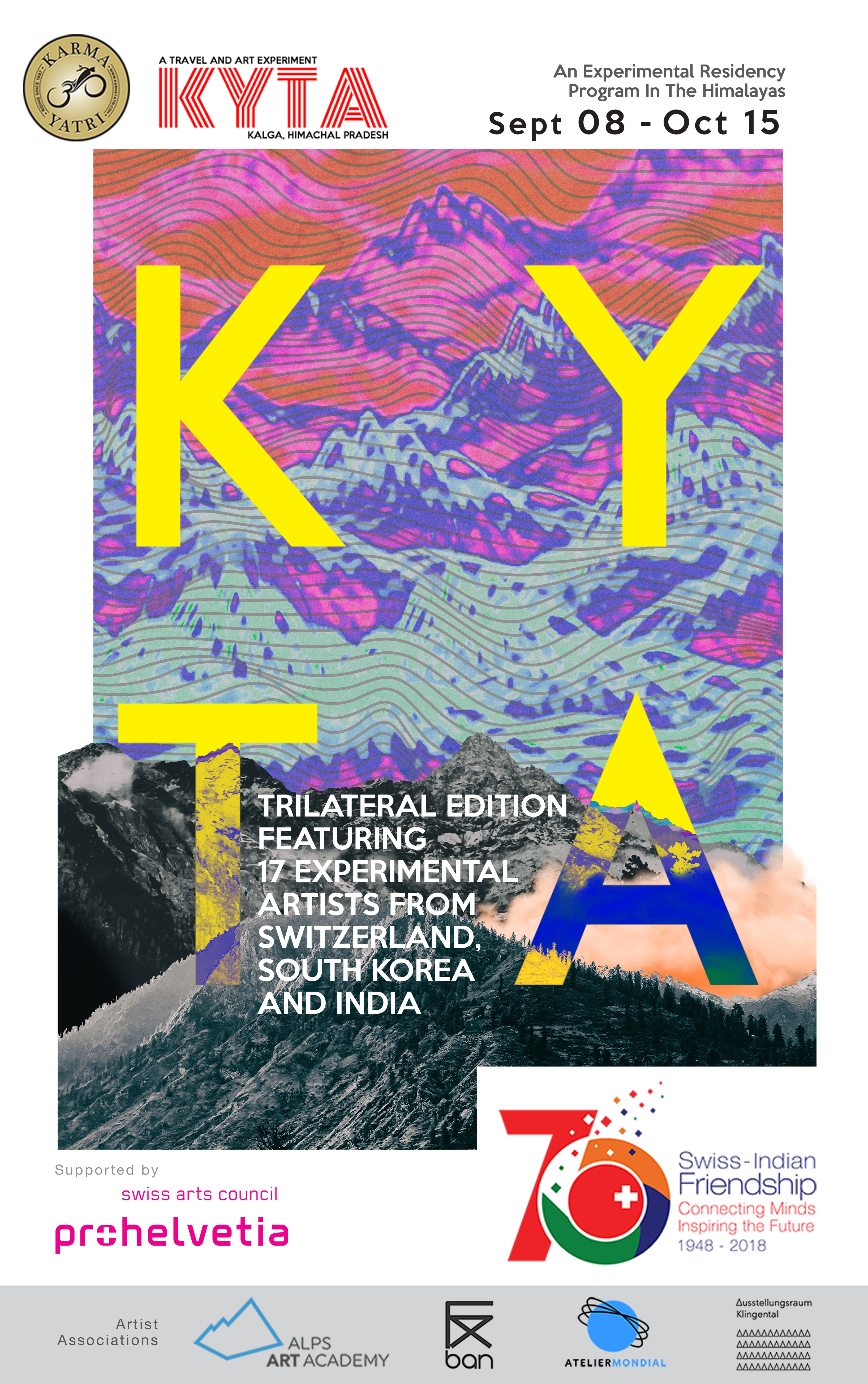 Announcing KYTA 2017