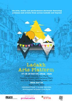 Ladakh Arts Platform 2019