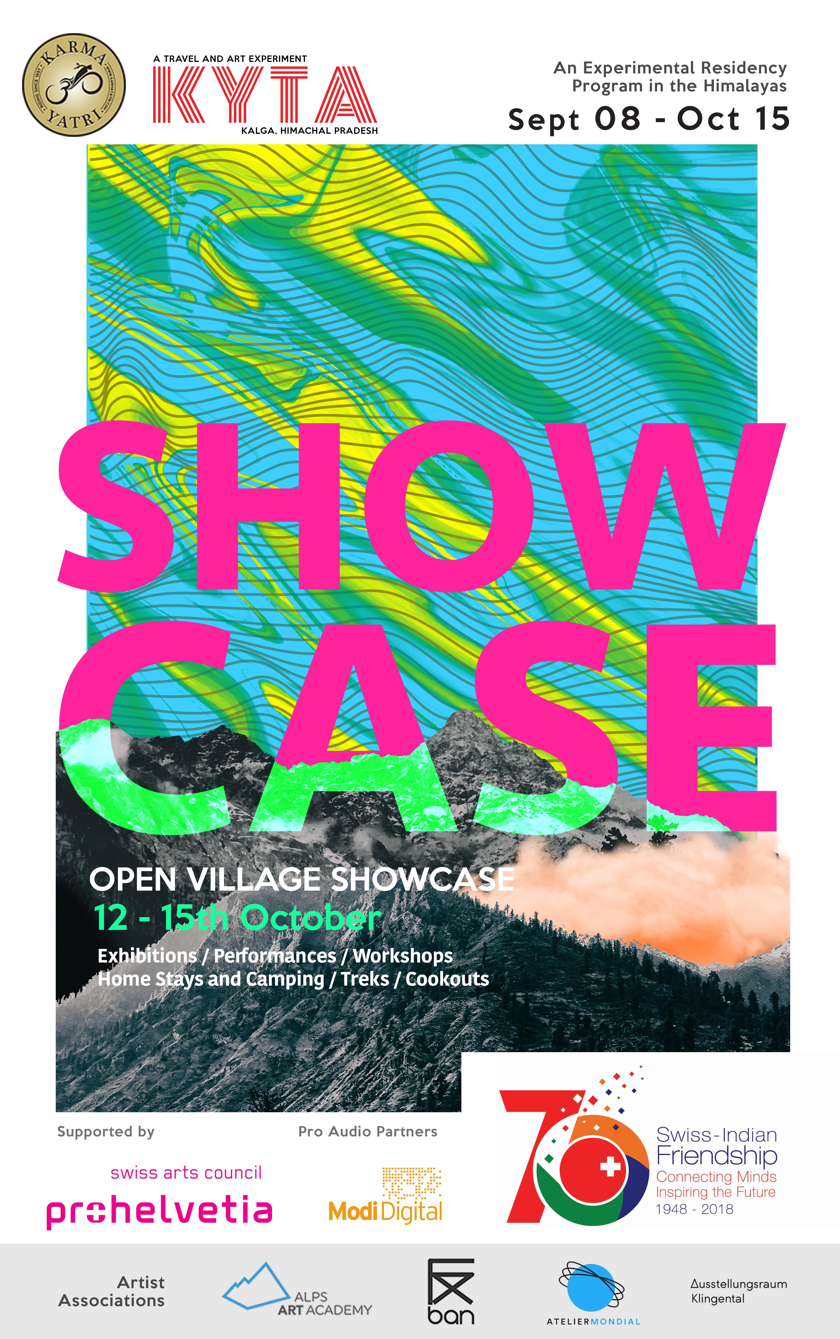 #KYTA2017: Open Village Showcase!