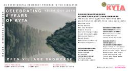 #KYTA2018 - Open Village Showcase