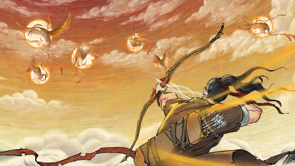 """""""Tale of Immortals"""" chinese indie rpg game wallpaper"""