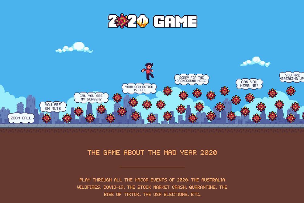 2020 Game Side Scroller game