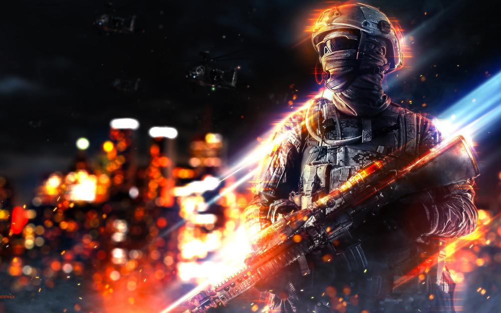 Battlefield 6 game wallpaper