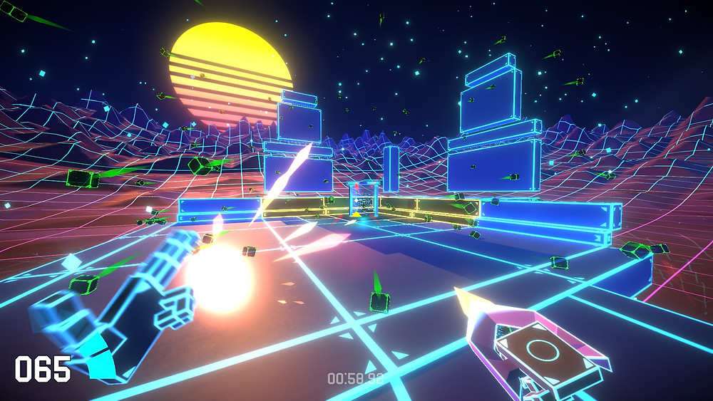Cyber Hook game free on prime gaming