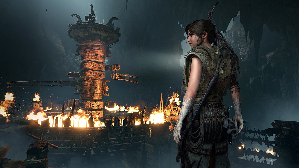 shadow of the tomb raider game