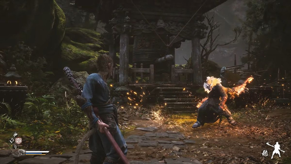Black Myth: Wukong game trailer wallaper