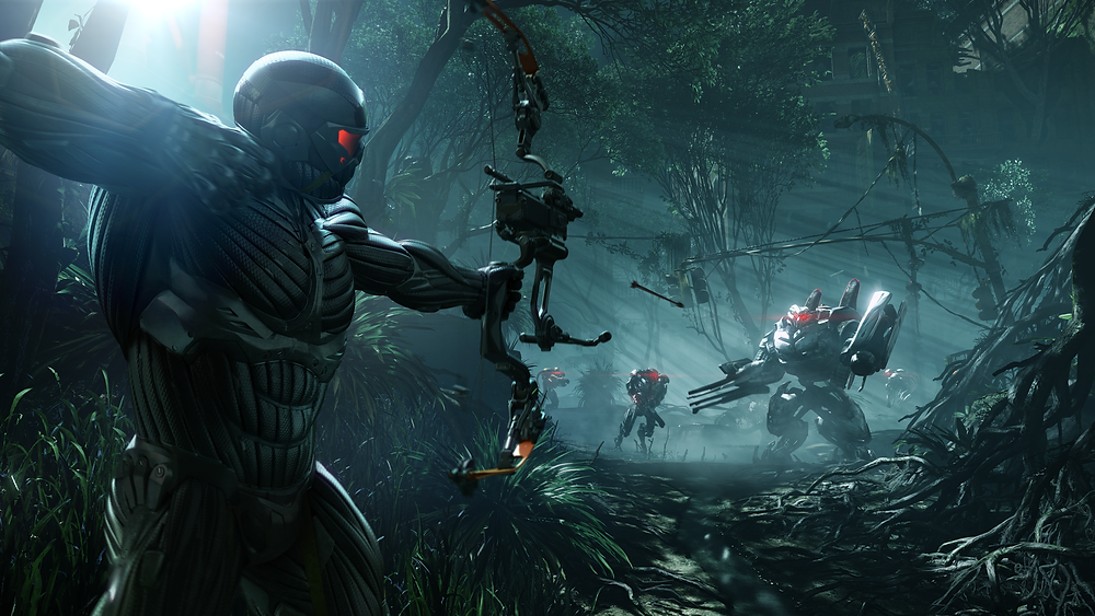 crysis 3 game wallapper