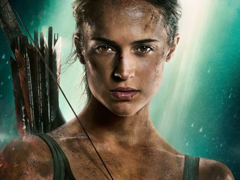 Tomb Raider Movie Wallpaper