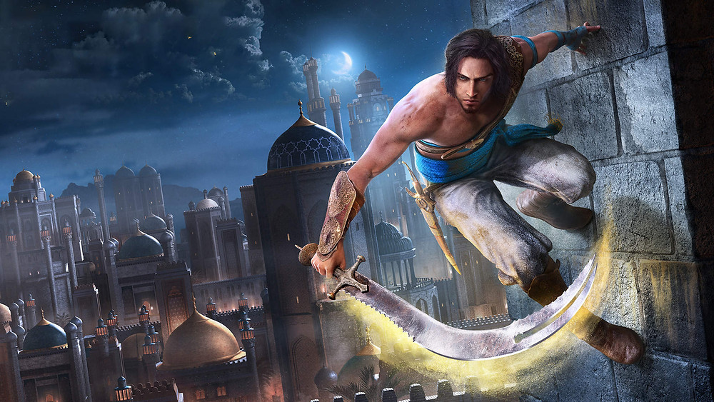 Prince of persia sands of time wallpaper