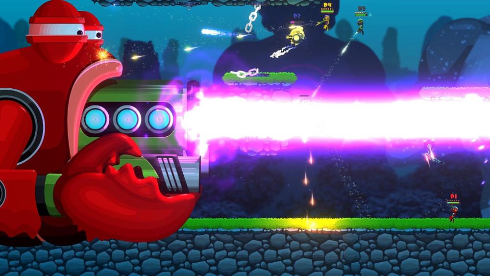 Swimsanity! game free on prime gaming