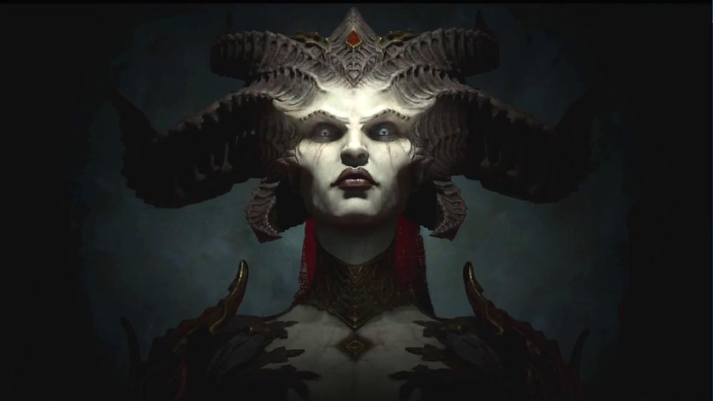 Diablo IV game wallpaper