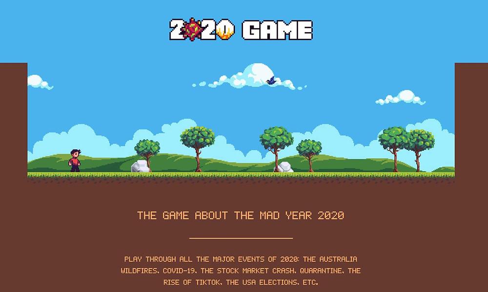 2020 Side Scroller game