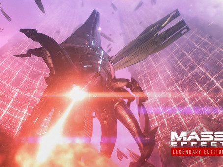 "Latest Updates on ""Mass Effect: Legendary Edition"": An Ambitious Project of 2021 to Look Forward to"