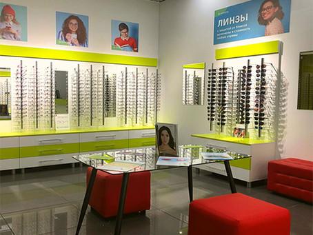 Открытие нового магазина оптики в Железногорске! СИТИЛЕНС!