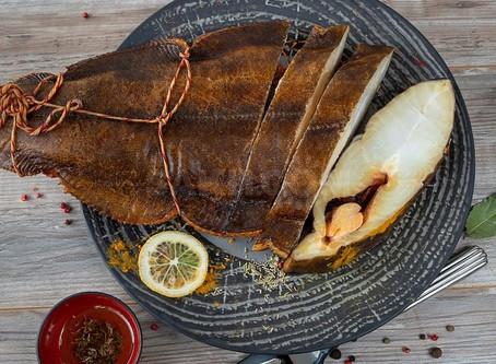 Ярмарка камчатской рыбы в Белово!