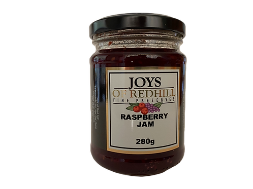 RASPBERRY JAM    280g