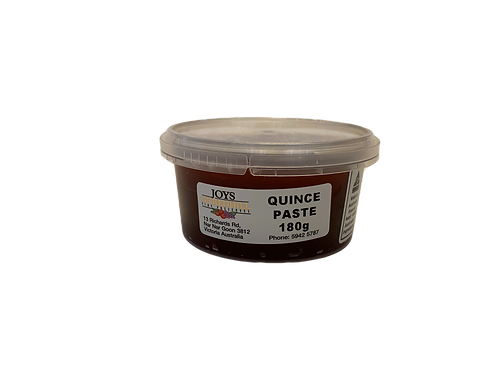 QUINCE PASTE    180g