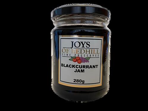 BLACKCURRANT JAM    280g