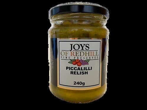 PICCALILLI RELISH    240g
