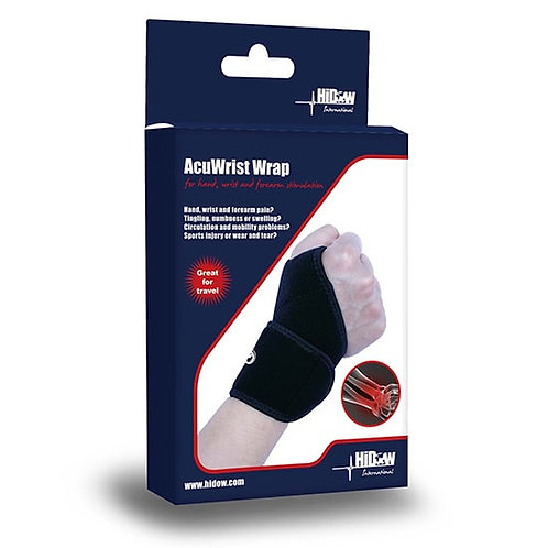 AcuWrist Wrap - למפרק כף היד