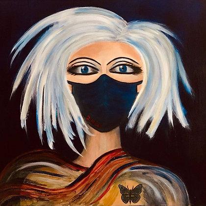 The Reflection of a Masquerade 2020
