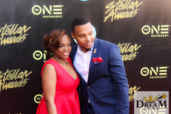 Todd Dulaney  & Wife