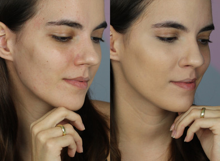 Tutorial - Make Roxa - #SóNaMetadinha