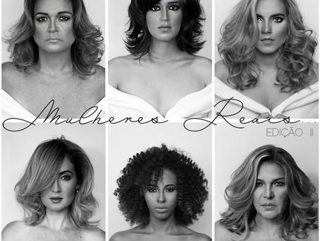 Mulheres Reais II Edição - By Mauro Frazão