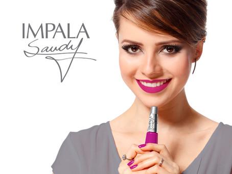 Impala - Coleção de esmaltes e batons da Sandy