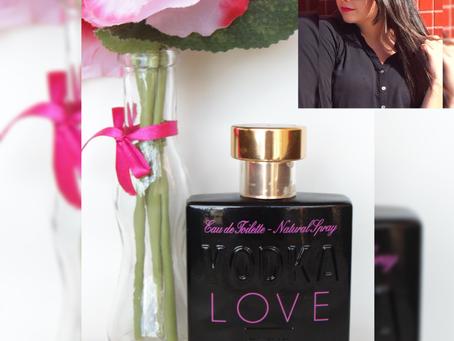 Perfume Vodka Love da Paris Elysees por @hanna_lorena #ProjetoFavoritosBlogueiras