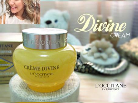 Crème Divine da L'Occitane Immortelle por @Umcantinhosonosso #ProjetoFavoritosBlogueiras