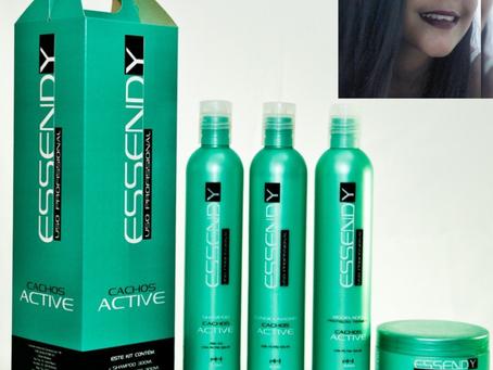 Kit Cachos Active Essendy por @Blog_da_Vic #ProjetoFavoritosBlogueiras